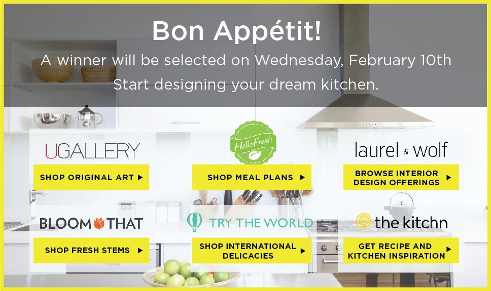 Kitchen Sweeps Desktop Confirmation