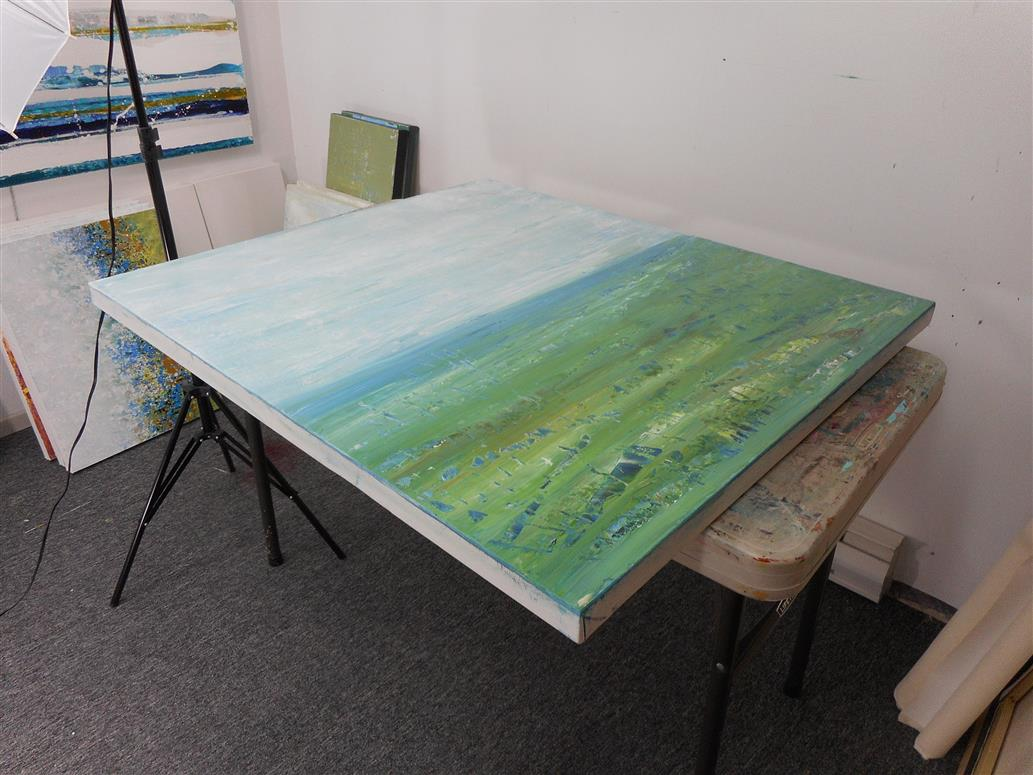 Second artist studio image