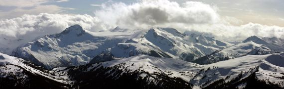 landscape art,nature art,photography,Whistler Panorama, British Columbia, Canada