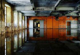buildings art,surrealism art,photography,Linificio 2