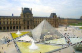 Architecture art,photography,Musee Du Louvre, Paris