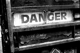 buildings art,pop culture art,photography,Danger, Yeah!!