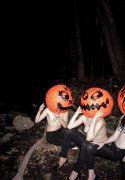 Nudes art,People art,photography,Pumpkin Heads (Spider Legs)