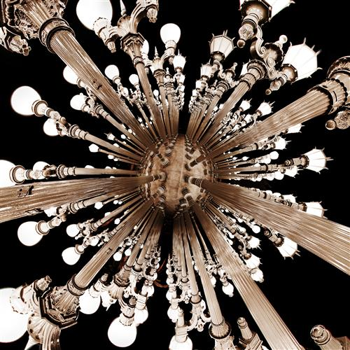 Original art for sale at UGallery.com | 1 Infinite Lamp by Gerrad Holtz | $170 | photography | 20' h x 20' w | ..\art\photography-1-Infinite-Lamp