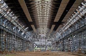 buildings art,photography,Innocenti Car Factory 3