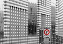 buildings art,photography,Durchgang verboten