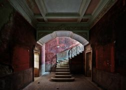 Architecture art,photography,Branca Stairs