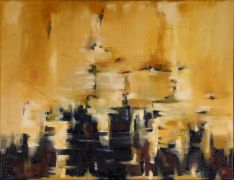 Abstract art,oil painting,Sierra Fades