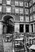Architecture art,Travel art,photography,Spain in Black and White