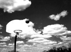 pop culture art,sports art,photography,The Basketball Diaries - Take the Shot # 14  / Princeton, NJ