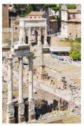Architecture art,photography,The Roman Forum