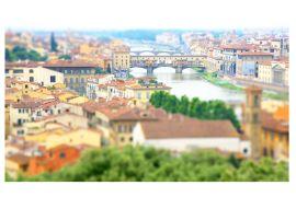 Architecture art,Travel art,photography,Ponte Vecchio, Florence