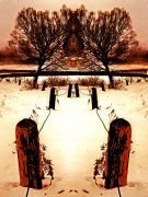 landscape art,surrealism art,photography,Mystery
