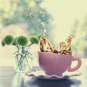 Still Life art,photography,Tea Splash!