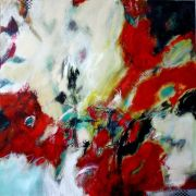 Abstract art,Expressionism art,acrylic painting,Rapture