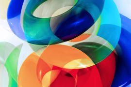 Children's art,Expressionism art,photography,Color Wheel 5