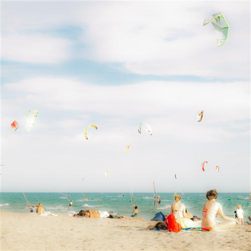 Original art for sale at UGallery.com | Summer Fun #2 by Joanna Pechmann | $275 | photography | 20' h x 20' w | ..\art\photography-Summer-Fun-2