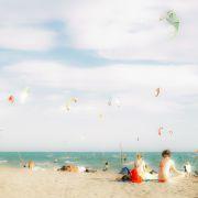 People art,Seascape art,photography,Summer Fun #2
