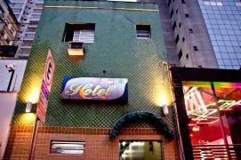 buildings art,city art,photography,São Paolo Hotel