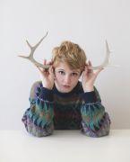 people art,photography,Reindeer
