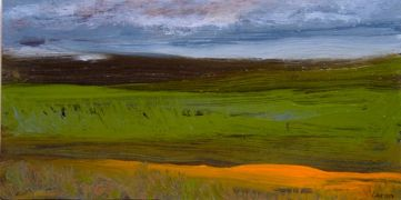 landscape art,nature art,acrylic painting,Windswept
