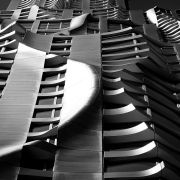 Architecture art,City art,photography,New York By Gehry