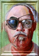 people art,oil painting,KB Portrait