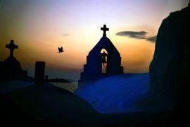 Seascape art,Travel art,photography,Mykonos