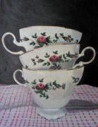 Still Life art,acrylic painting,Teacups