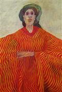 People art,Surrealism art,pastel artwork,Painted People One