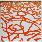 Pop art,Non-representational art,mixed media artwork,Short Cuts #4