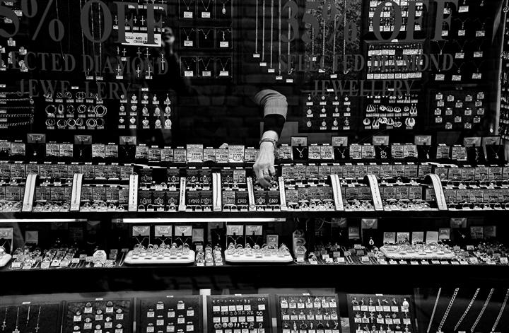 Original art for sale at UGallery.com | The Jeweller by Simon Lee | $375 | photography | 36' h x 24' w | ..\art\photography-The-Jeweller