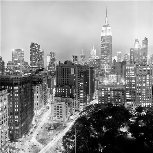 Original art for sale at UGallery.com | Midtown Manhattan by Adam Garelick | $200 | photography | 20' h x 20' w | ..\art\photography-Midtown-Manhattan
