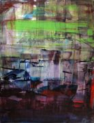 abstract art,acrylic painting,Find the Way