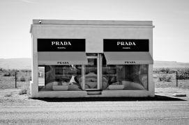 Architecture art,photography,Prada Marfa
