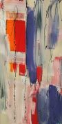 abstract art,mixed media artwork,Printed Drapes