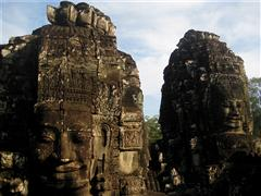 religion art,travel art,photography,The Faces of Bayon