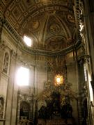 Architecture art,Religion art,photography,Vatican Rays
