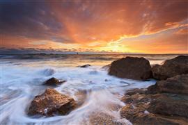 Seascape art,photography,The Finale
