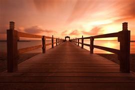 Seascape art,photography,Bridge to Heaven