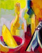 Still Life art,oil painting,Still Life with My Sketchbook
