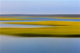 nature art,seascape art,photography,Evening Marsh