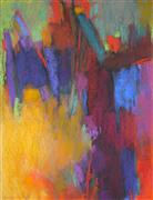 abstract art,pastel artwork,Sacred Journey