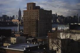 Architecture art,City art,photography,Brooklyn Autumn