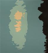 Abstract art,acrylic painting,Wandering Light