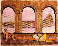 Surrealism art,Vroom Vroom! art,mixed media artwork,Dayroom/Brewster, Betty
