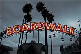 Landscape art,Pop art,photography,Boardwalk