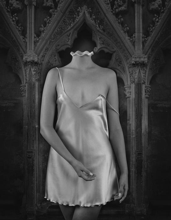 Original art for sale at UGallery.com | Empty Temptress by DOMINIC ROUSE | $350 | Photography | 15' h x 12' w | ..\art\photography-Empty-Temptress