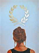 people art,surrealism art,oil painting,Aeternitas