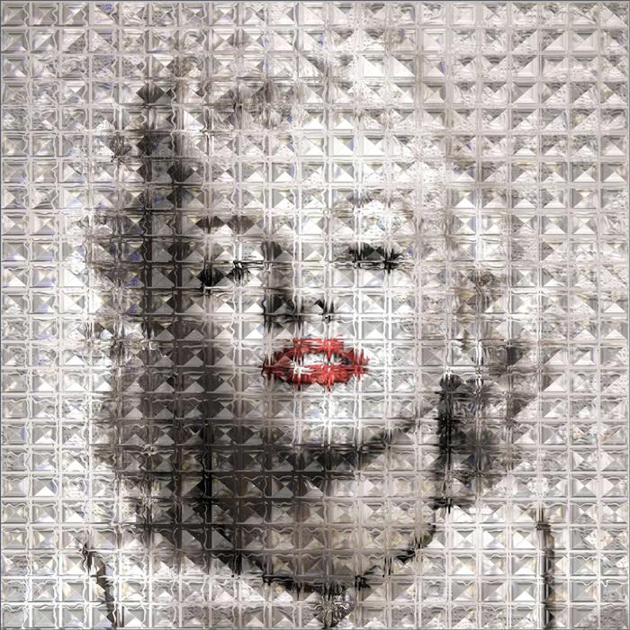 Original art for sale at UGallery.com | Marilyn Refraction #I by ART GRAFTS | $850 |  | 26' h x 26' w | ..\art\printmaking-digital-Marilyn-Refraction-I